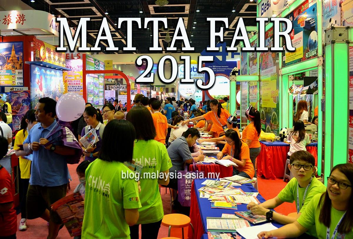 MATTA Fair 2015 Malaysia Asia