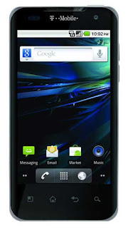 T-Mobile G2X (LG Optimus 2X) Specifications and Features
