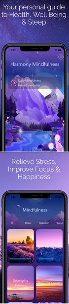 Meditation App of the Month - Harmony Mindfuleness