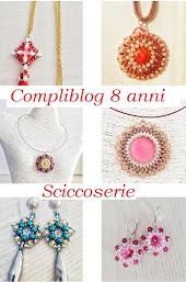 8° Compliblog - Sciccoserie