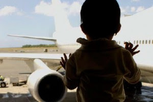 3-Year-Old Kicked Off Flight