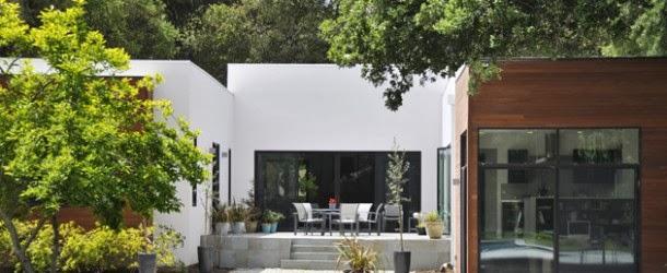 Aneka inspirasi Desain Rumah Mewah Minimalis Nuansa Terbuka 2015 yang menawan