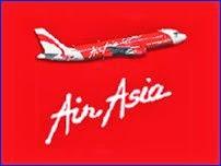 Logo Air Asia - http://newjawatan.blogspot.com/