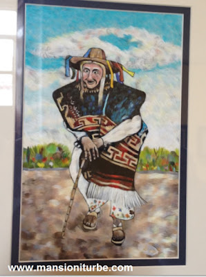 """Feather Art in Patzcuaro, Exhibition """"Feathers and Wind."""""""