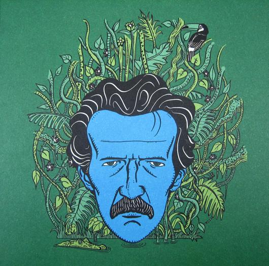 Werner Herzog en una selva de pájaros