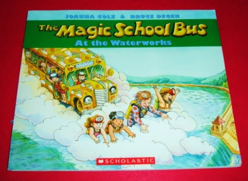 Kids For Character The Magic School Bus Water Cycle
