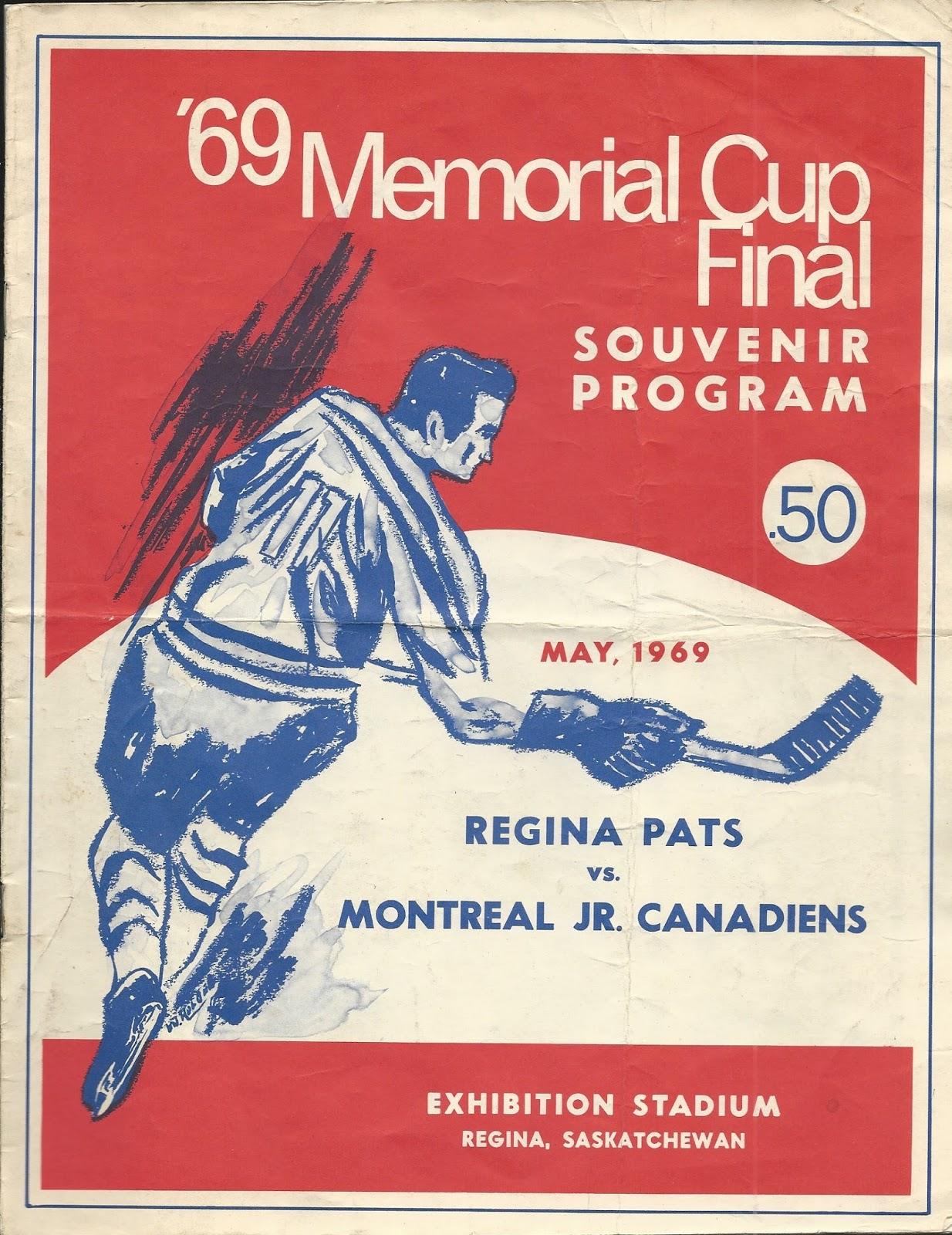 Memorial 1969 Cover
