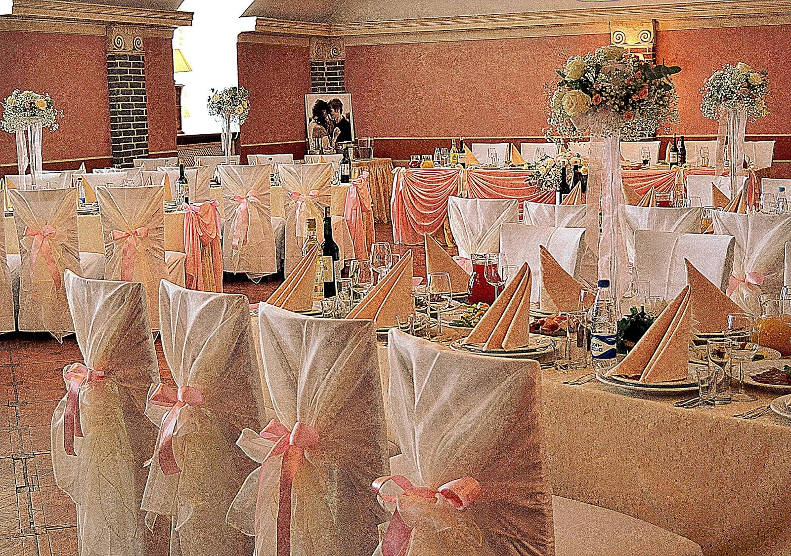 оформление свадьбы в ресторане домжур