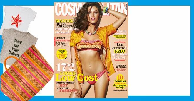 Regalos revistas agosto 2014: Cosmopolitan