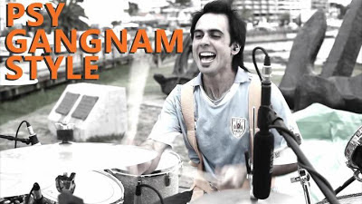Fede Rabaquino - Gangman Style Drum cover