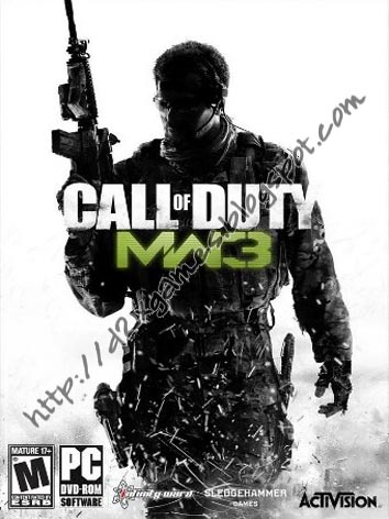 Free Download Games - Call Of Duty Modern Warfare 3