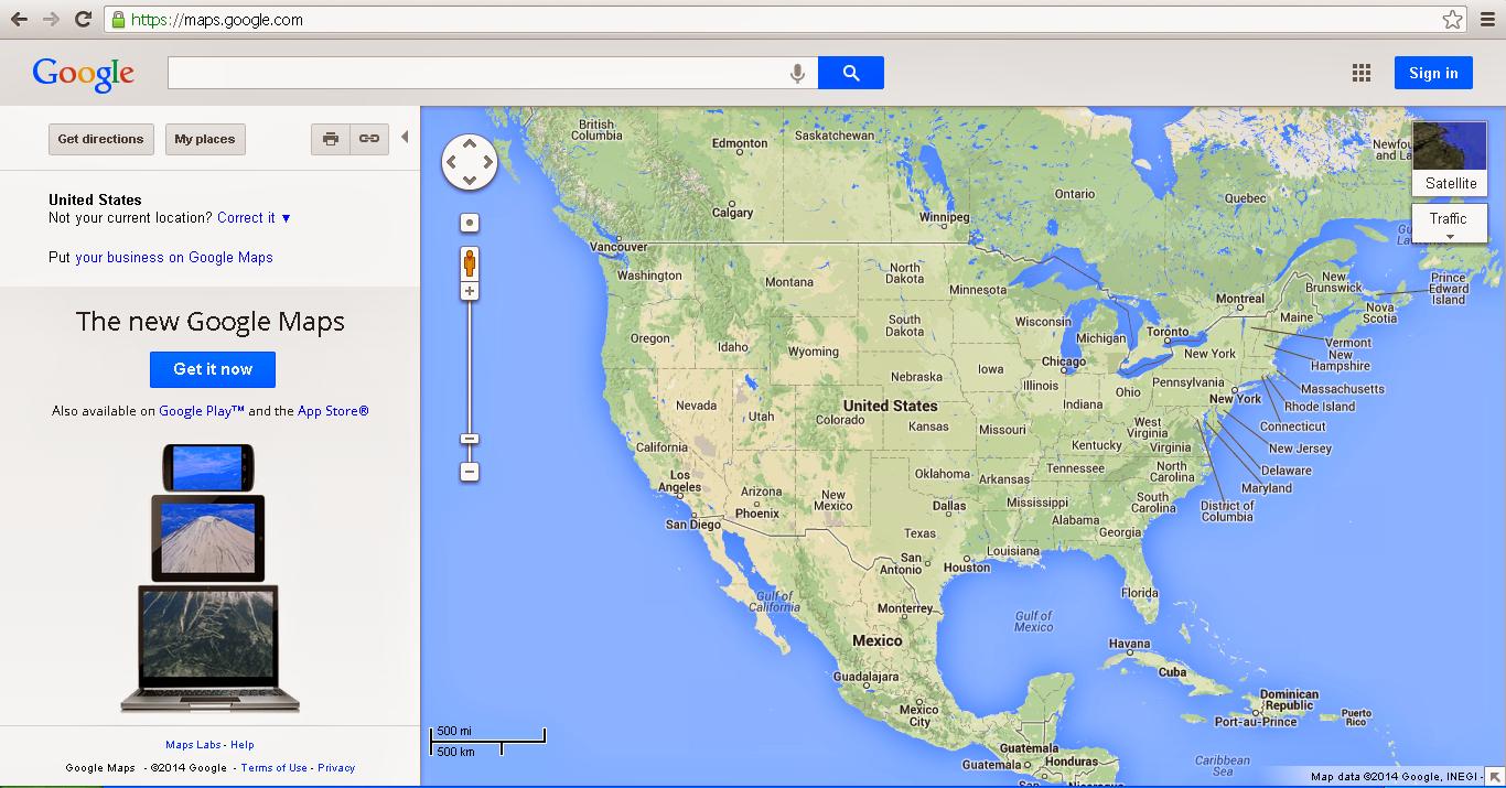 Cara mendaftarkan tempat bisnis atau toko online di google map