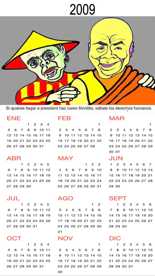 Pujol aconseja al Dalai Lama