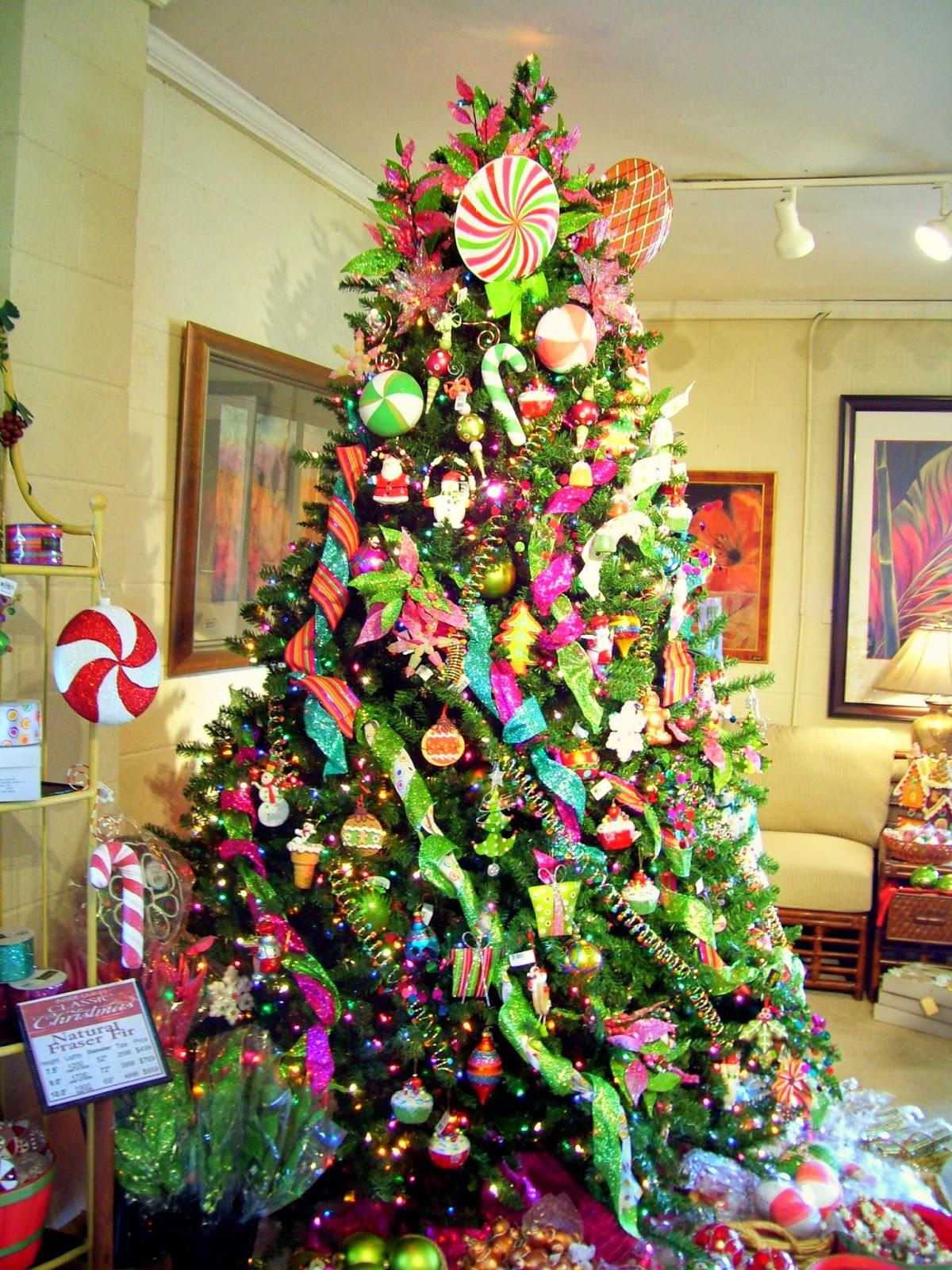La casita de vero ideas para decorar tu arbol - Ideas para decorar un arbol de navidad ...