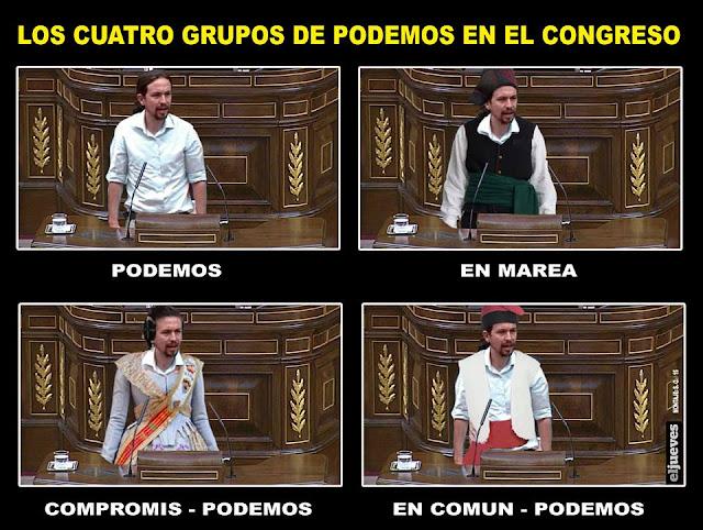 columna Josetxu Rodríguez, hemicirco, investidura, Celia Villalobos, Podemos,