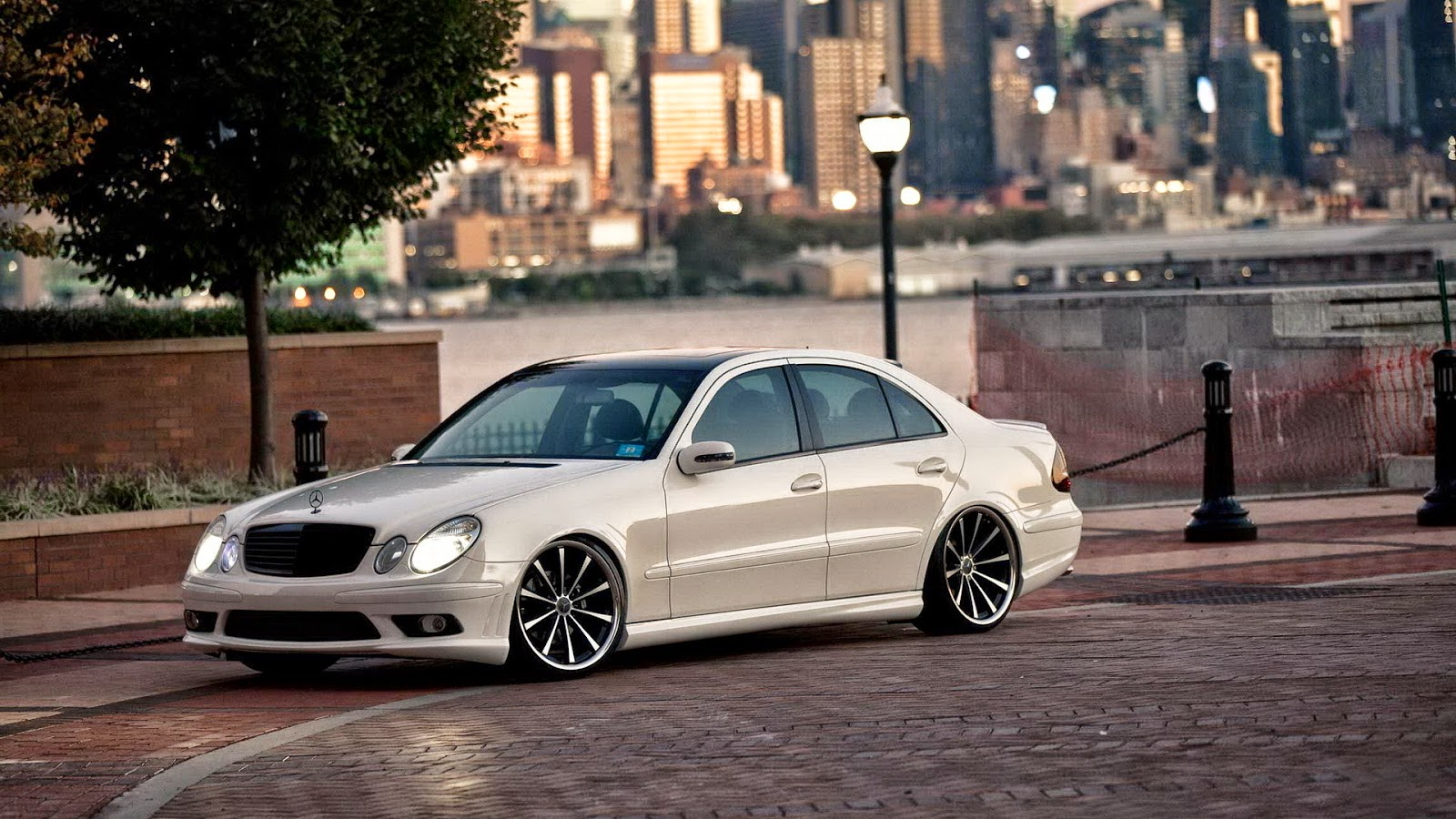 Mercedes benz wallpapers 1920x1080 benztuning for Mercedes and benz