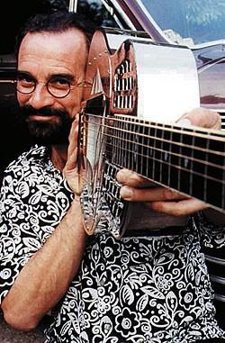 Bob Brozman - Snapping The Strings