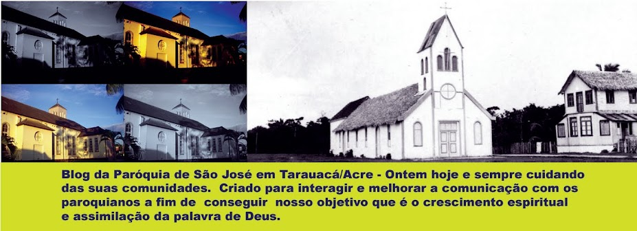 Paróquia São José/Tarauacá-AC