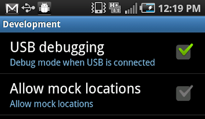 Mengaktifkan Mode USB Debugging Di Android
