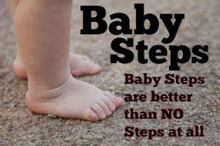 baby steps, stepmom advice, stepmom, blended family, step family, blended families