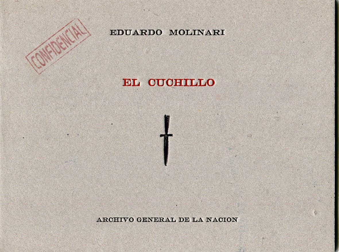 El cuchillo, 2000.