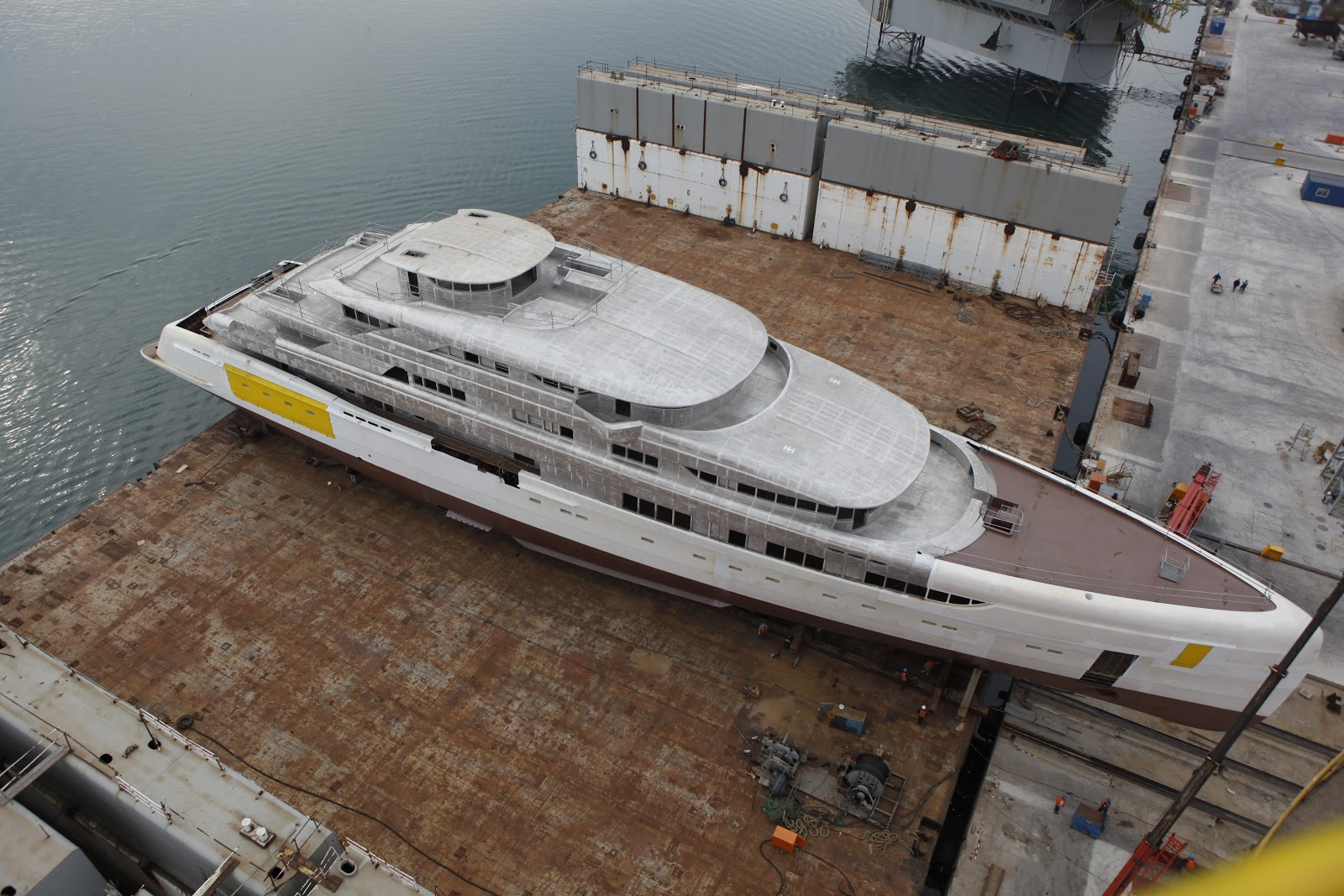 The 88m Motor Yacht Illusion Is Listed For Sale With