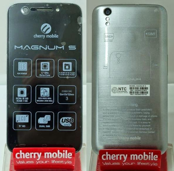 Cherry Mobile Magnum S Unboxing