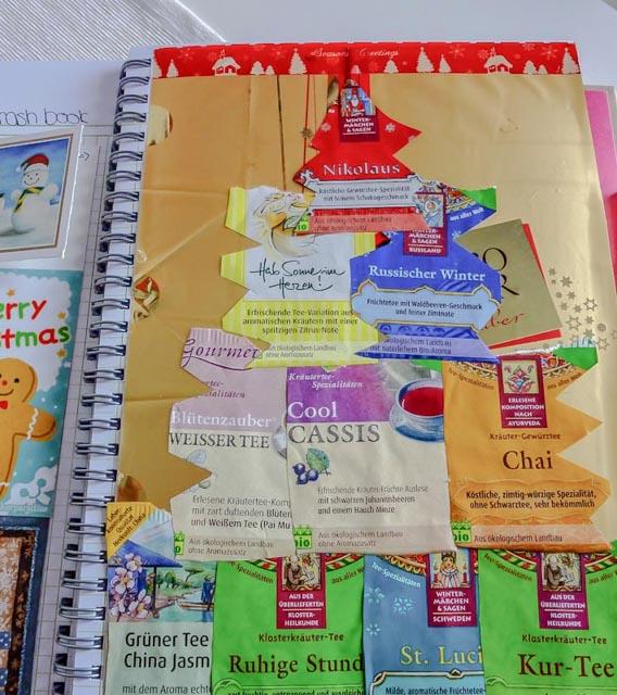 Smashbook Weihnachten