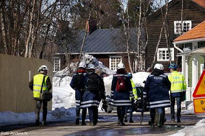 rivning, Ullspiran, Kiruna, stadsomvandling