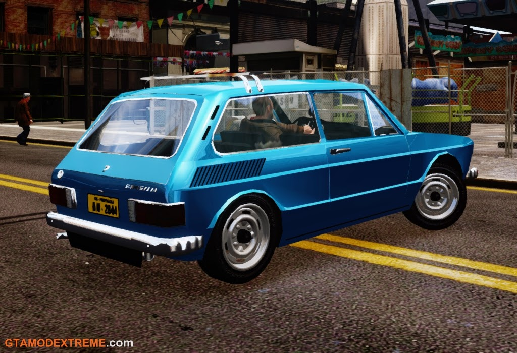 Download carro Volkswagen Brasilia 1975 Para GTA IV