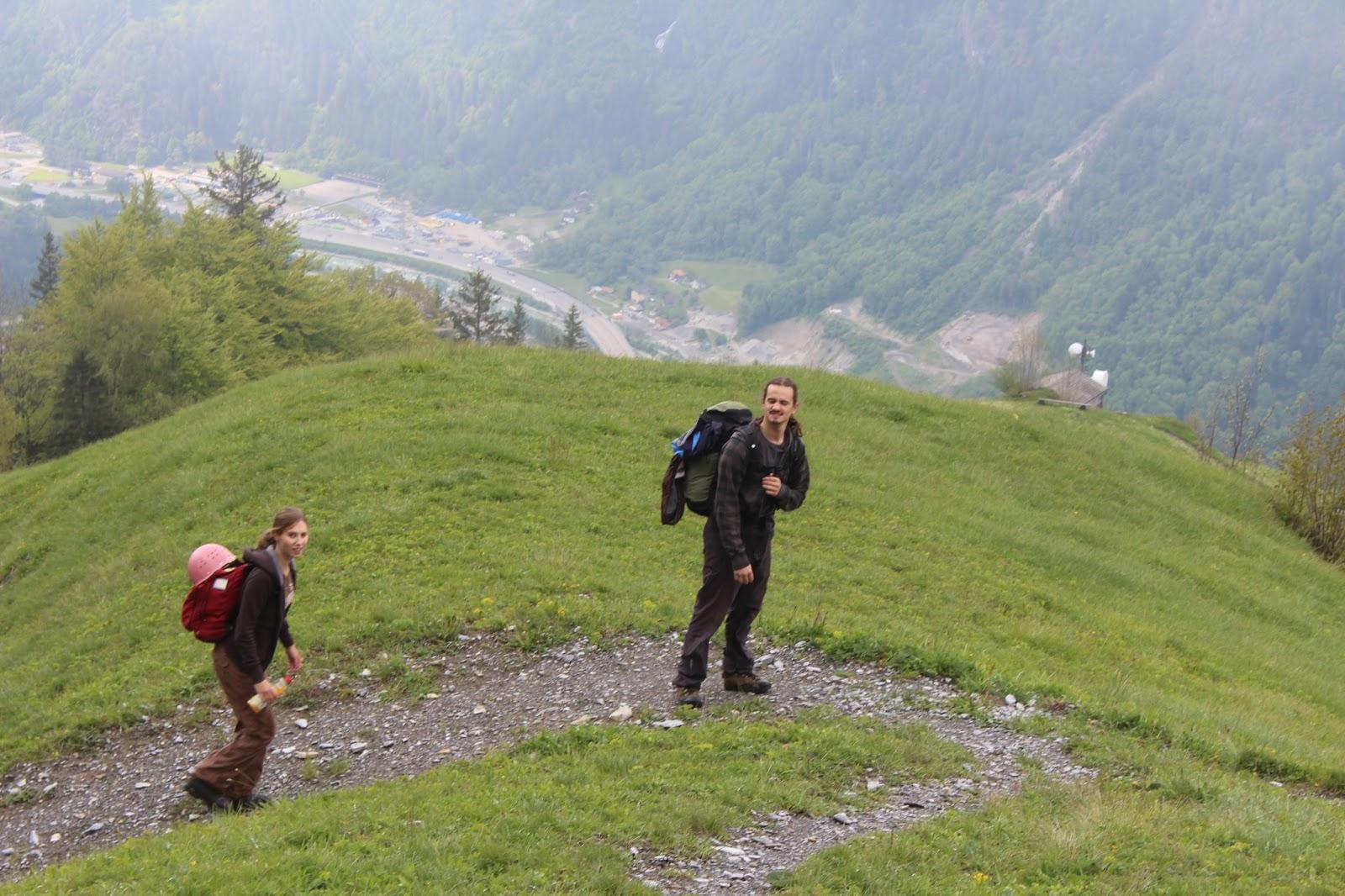 Hexensteig Klettersteig : Bergtour klettersteig hexensteig und zigerweg dscn g