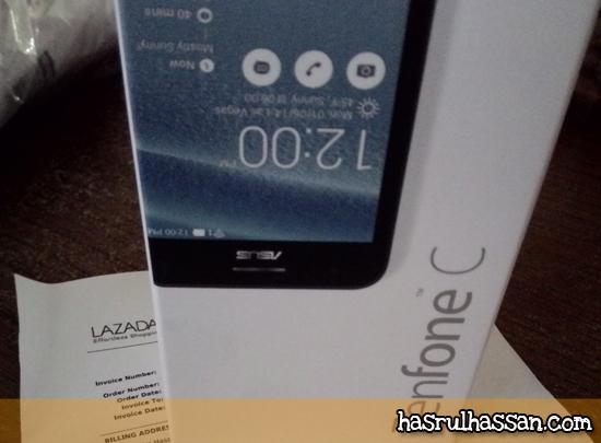 Smartphone Asus Zenfone Untuk Emak