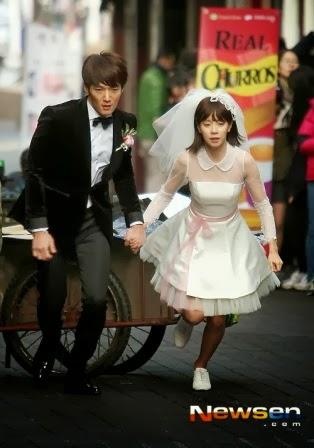 Proses Syuting Drama 'Emergency Man and Woman'