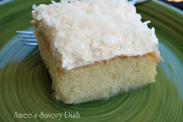 Mimi's Coconut Cake
