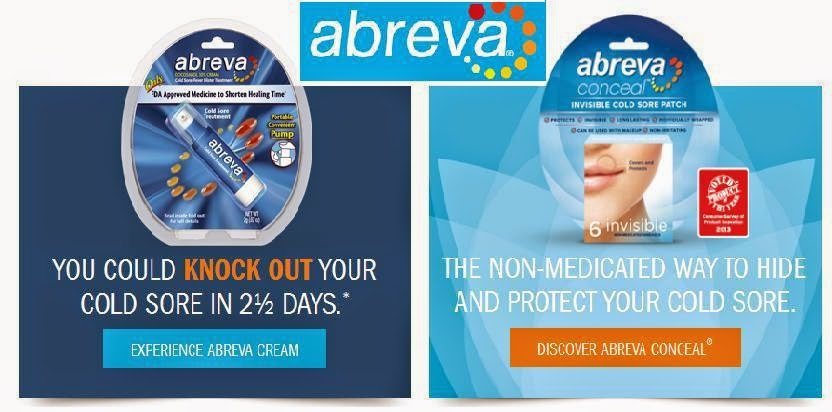 Abreva - Fast Healing Cold Sore Treatment