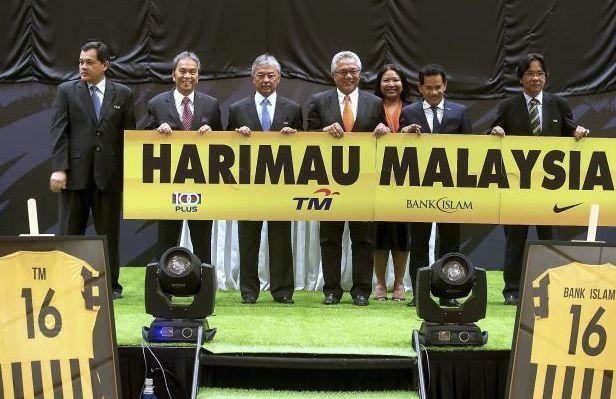 HARIMAU+MALAYSIA