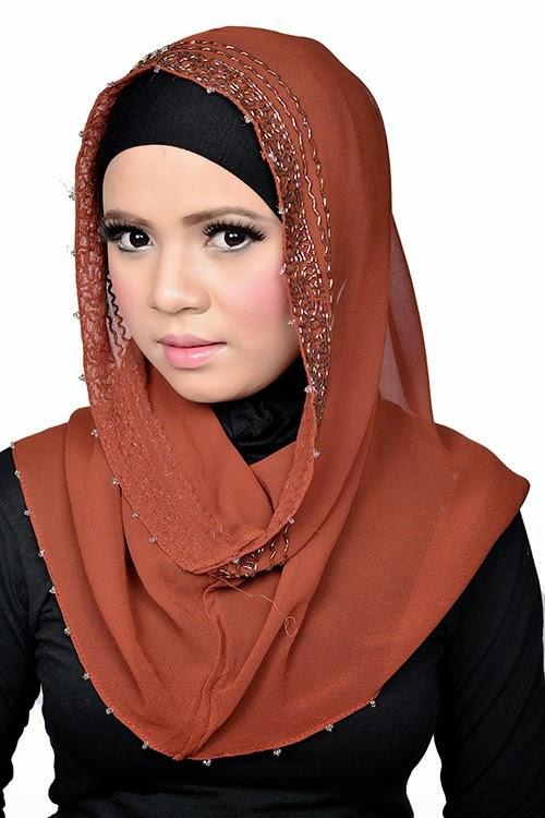 Foulard hijab pas cher