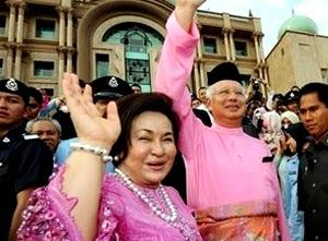 Jika dalam PAS Najib pasti tidak boleh jadi calon kerana Rosmah