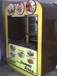 Booth gorengan