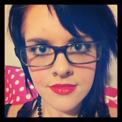 KatSick Specsavers glasses