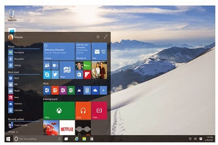 Download Windows 10 tp