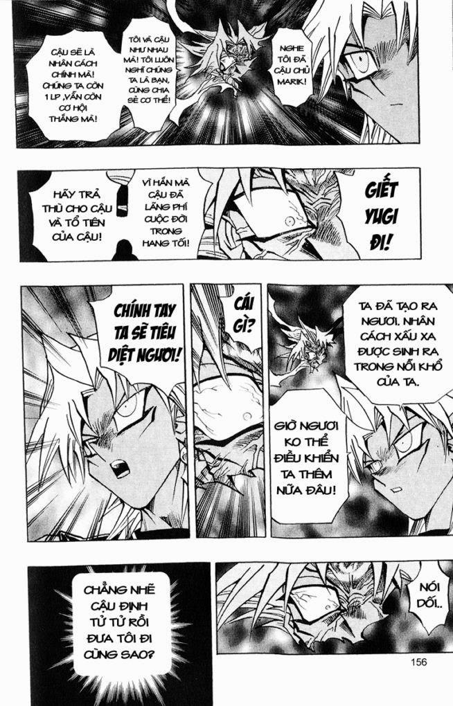 YuGi Oh – Vua Trò Chơi chap 276 Trang 8