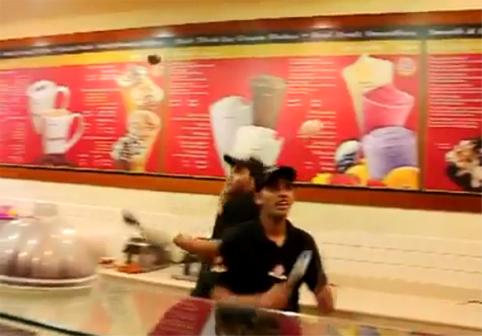 kedai ais krim mael lambung ice cream