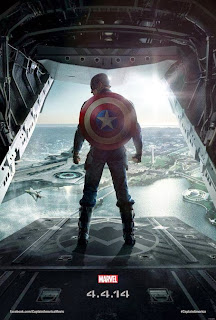 Captain America The Winter Soldier movie trailer #1
