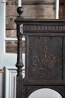 älskade gamla möbler