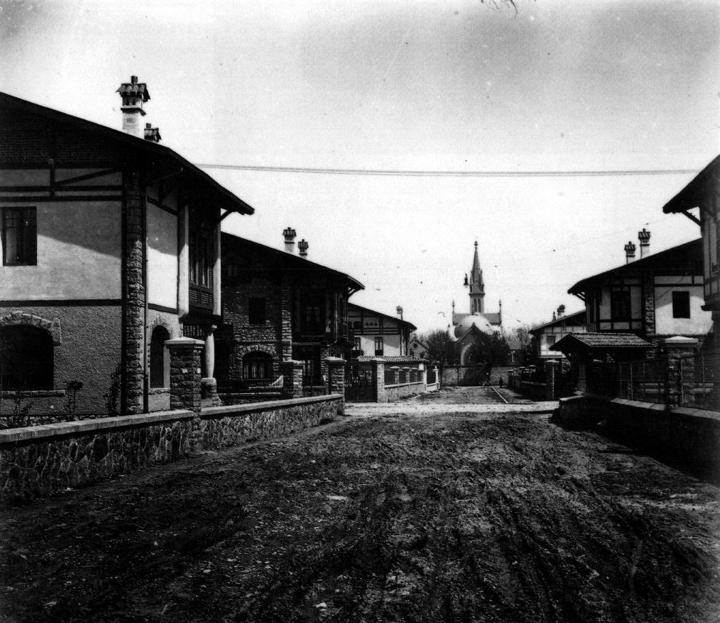 Vitoria insolita fotos antiguas de vitoria gasteiz 06 04 12 for Ciudad jardin vitoria