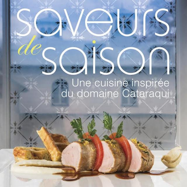 Lancement du livre de cuisine Saveurs de Saison