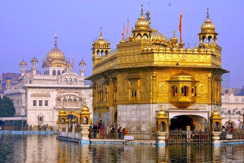 Il Tempio d'Oro   Amritsar  (India)