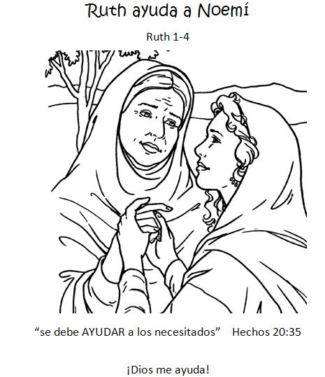 Ruth Para Ninos | www.imagenesmy.com
