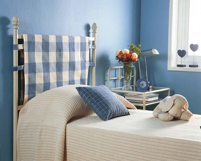 Imagem decora o e inven o - Forrar cabecero de cama ...